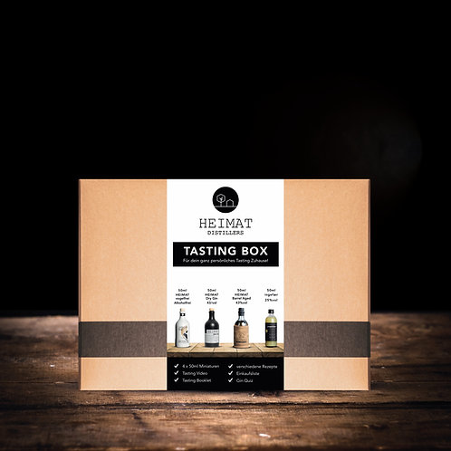 HEIMAT Home Tasting Box (1 Person)