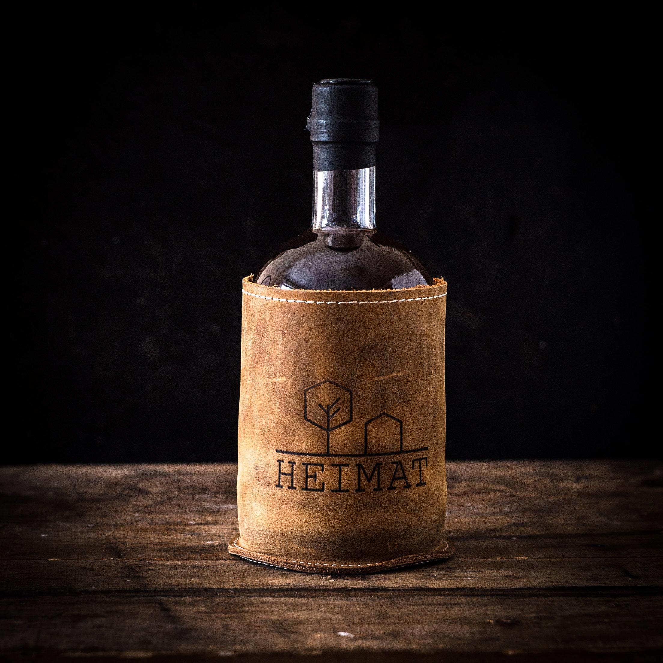 Heimat Barrel Aged Dry Gin 0 5liter Heimat Gin