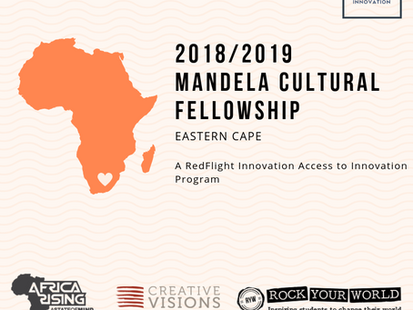 MANDELAS & REDFLIGHT LAUNCH A CULTURAL FELLOWSHIP IN HONOR OF CENTENARY YEAR OF MADIBA