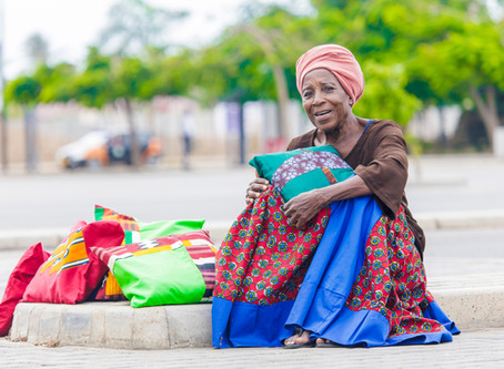 Entrepreneur Spotlight: An 81 year old Former Member of Ghana Parliament Creates New Hope for Women