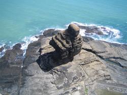Le rocher du bonhomme