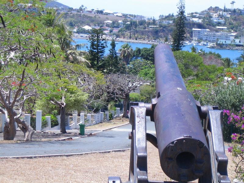 Pointe Artillerie