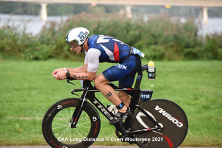 ITU Mistrovství světa Almere-Amsterdam 3,8-180-42