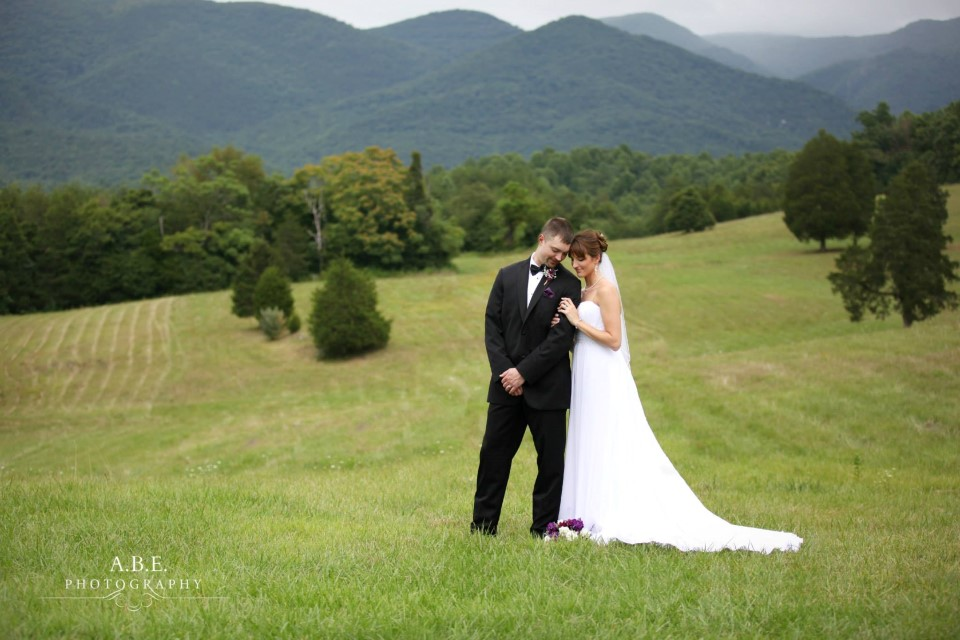 Blue Ridge Vineyard weddings
