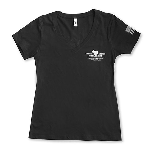 Women's V-Neck Heroes/Icons T-Shirt