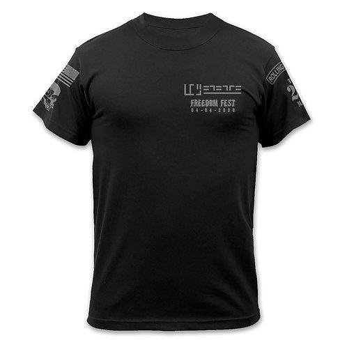 Freedom Fest 2020 Tshirt
