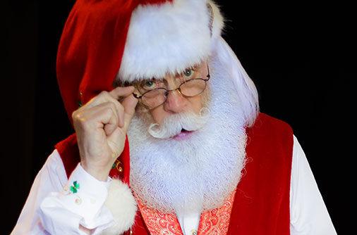 5-Minute Virtual Visit with Santa
