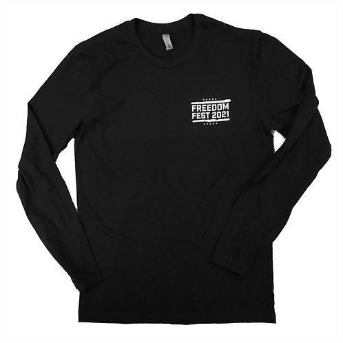 Freefom Fest 2021 Long Sleeve T-shirt