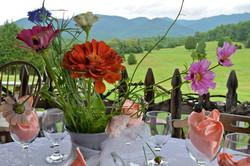 Blue Ridge Vineyard tables