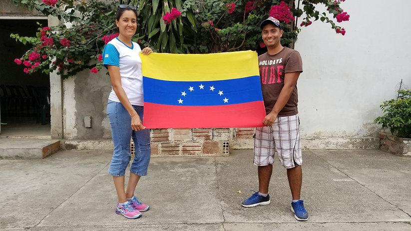 Rosmary Osmar Ven Flag.jpg