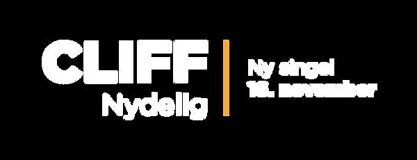 Cliff – Nydelig, ny singel 16. november