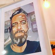 Chez Yannick, portrait Chef