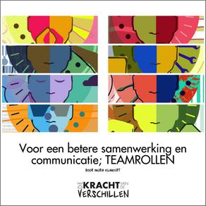 Voor een betere samenwerking en communicatie; TEAMROLLEN