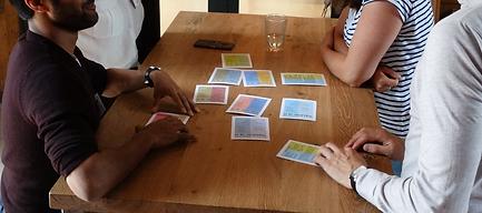 Training Teamrollen met de teamrollen methode In de Hoofdrol. Samenwerken en teambuilding met ruimte en respect.