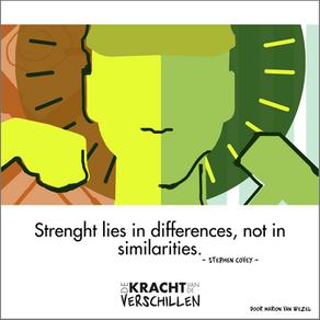 Covey en de kracht van de verschillen