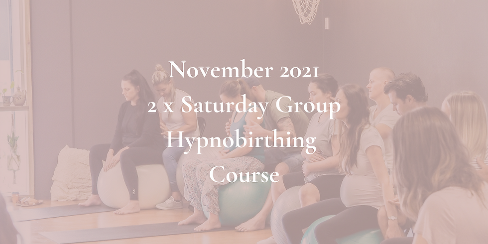 November Saturday Gold Coast Group Course 2021