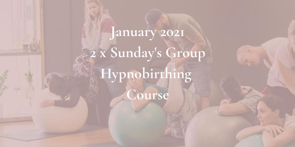 January Sunday Gold Coast Group Hypnobirthing Course