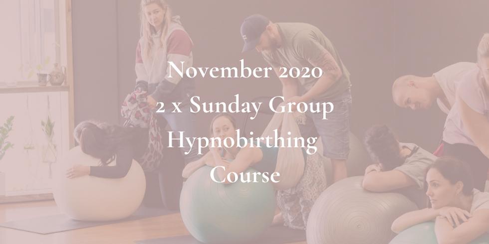 November Sunday Gold Coast Group Hypnobirthing Course