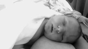 """""""My birth story isn't the typical kind, but I wanted to share it"""""""