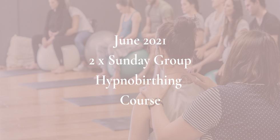 June Sunday Gold Coast Group Hypnobirthing Course 2021