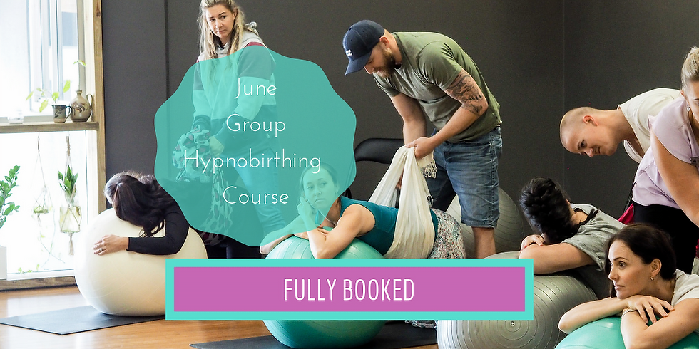 June Weekend Gold Coast Group Hypnobirthing Course