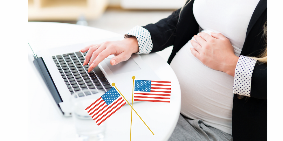 USA/Canada Time Zone June Live Online Zoom Hypnobirthing Course