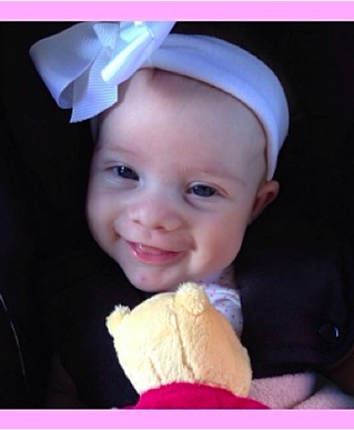 Nora Elizabeth - Born 20.11.2013
