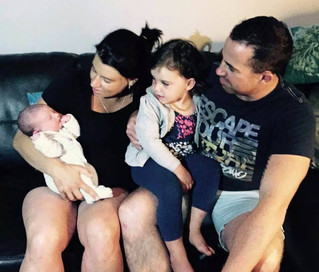 Birth Story of Nate - 11.10.14 Gladstone