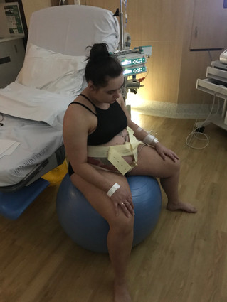 Our Positive Induction Birth Story
