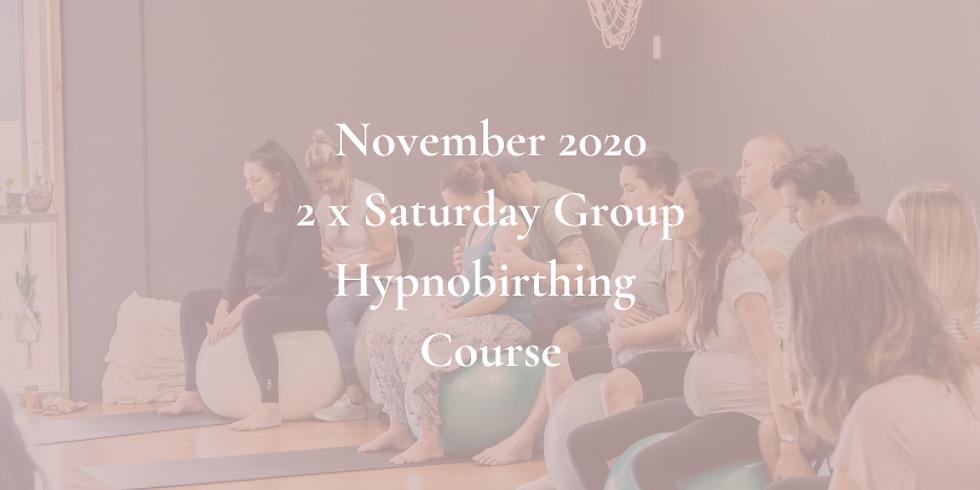 November Saturday Gold Coast Group Hypnobirthing Course