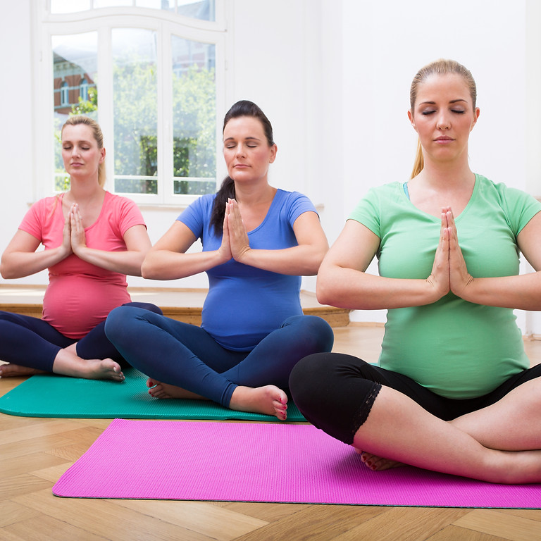 February 26th Pregnancy Relaxation Class