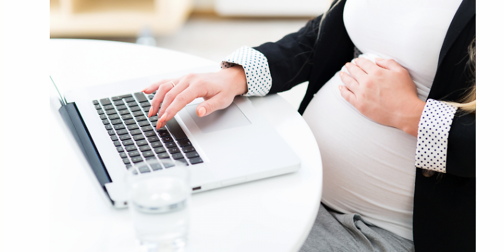 July 2021 Live Online Zoom Hypnobirthing Course