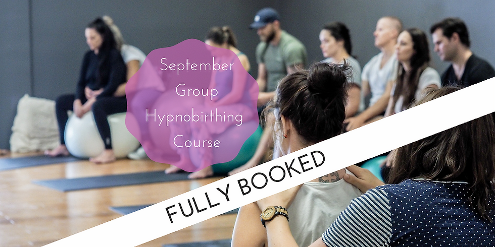 September Weekend Gold Coast Group Hypnobirthing Course