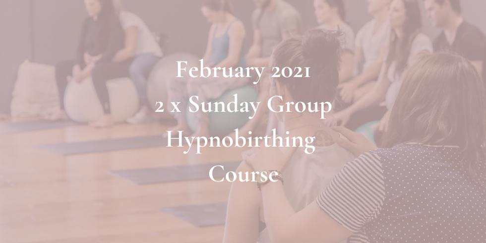 February Sunday Gold Coast Group Hypnobirthing Course 2021