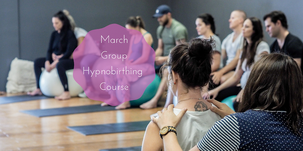 March 2019 Weekend Gold Coast Group Hypnobirthing Course