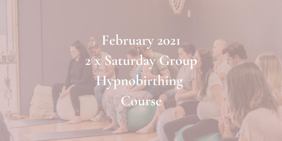 February Saturday Gold Coast Group Hypnobirthing Course 2021
