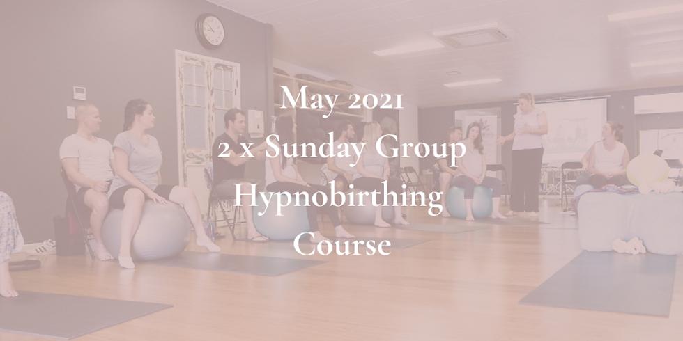 May Sunday Gold Coast Group Hypnobirthing Course 2021