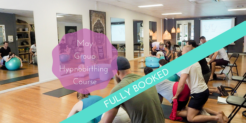 May Weekend Gold Coast Group Hypnobirthing Course