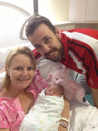 Baby Arabella - Born 15.07.2014
