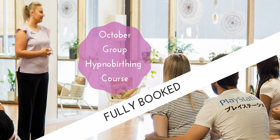 October Weekend Gold Coast Group Hypnobirthing Course