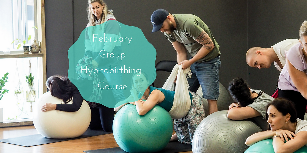 February 2019 Weekend Gold Coast Group Hypnobirthing Course