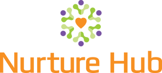 The logo with symbol on top ORANGE PNG.p