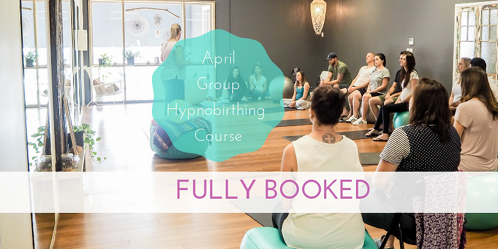 April 2019 Weekend Gold Coast Group Hypnobirthing Course