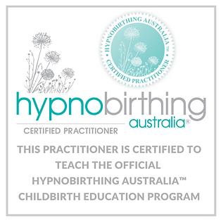 Hypnobirthing Australia Gold Coast Childbirth Education