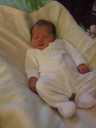 Birth Story of - Fern Matilda 17.04.14
