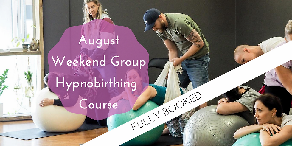 August Saturday Gold Coast Group Hypnobirthing Course