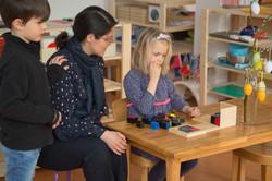 Montessori - Le valentin- Lausanne