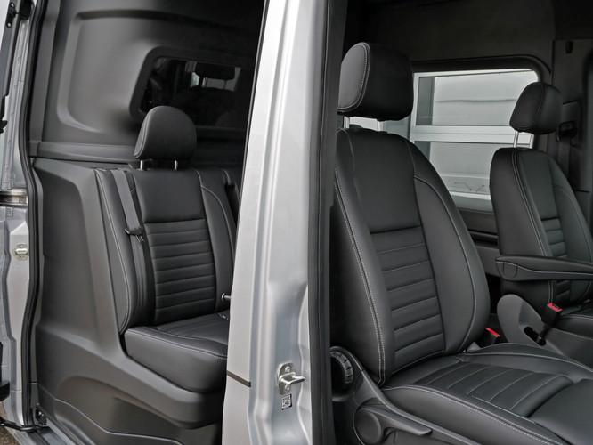Mercedes-Benz Sprinter - Front design (L