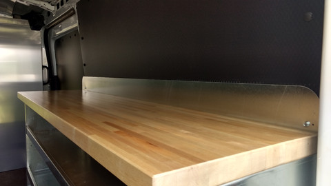 """72"""" Long Hardwood Workbench"""