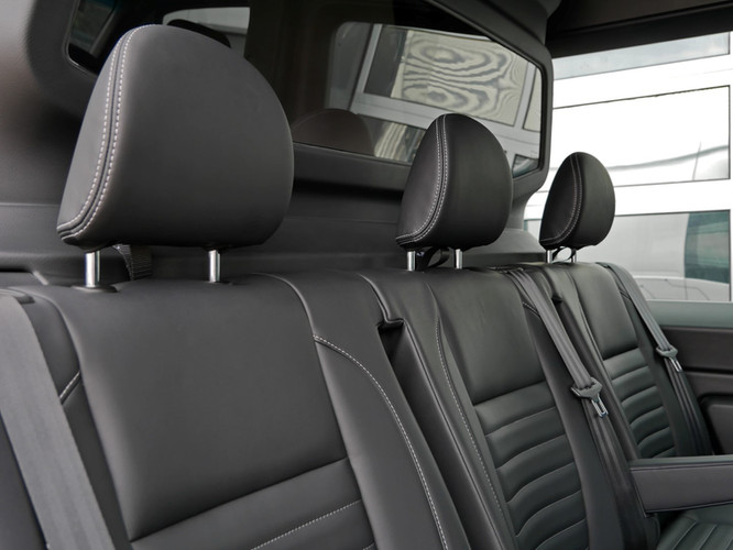 Mercedes-Benz Sprinter - headrests (Larg
